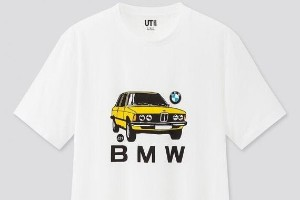 Are you a fan of BMW, Alfa Romeo or VW fan? Uniqlo has the perfect T-shirt for you!