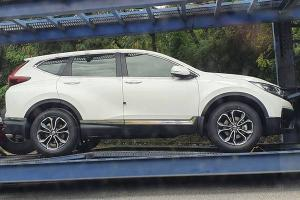 Spied: 2021 Honda CR-V facelift spotted - coming to showrooms near you real soon