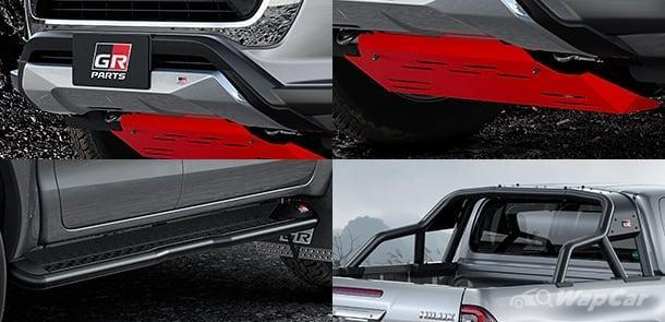 2020 Toyota Hilux gains Gazoo Racing parts, cost as much as a new Myvi! 02
