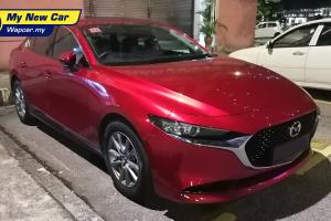 My New Car: Interior feels more expensive than Audi and Mercedes - My 2020 Mazda 3 Sedan High Variant