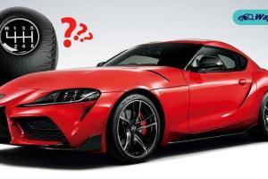 Supra manual? Toyota Supra mungkin akan diberi transmisi manual