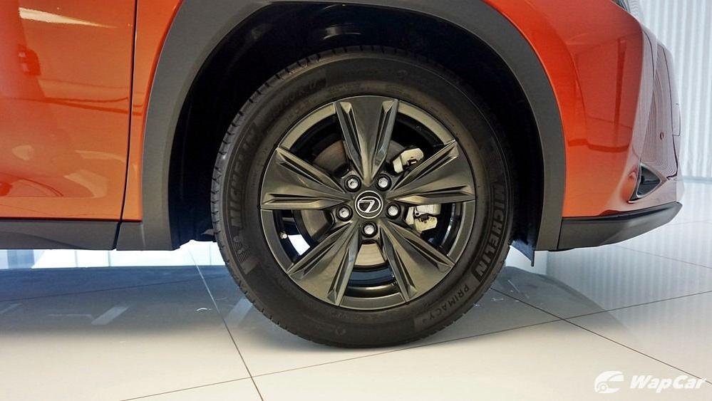 2020 Lexus UX 200 Urban Exterior 035