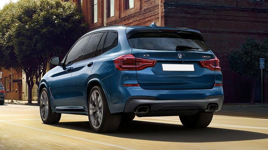 BMW X3 (2019) Exterior 005