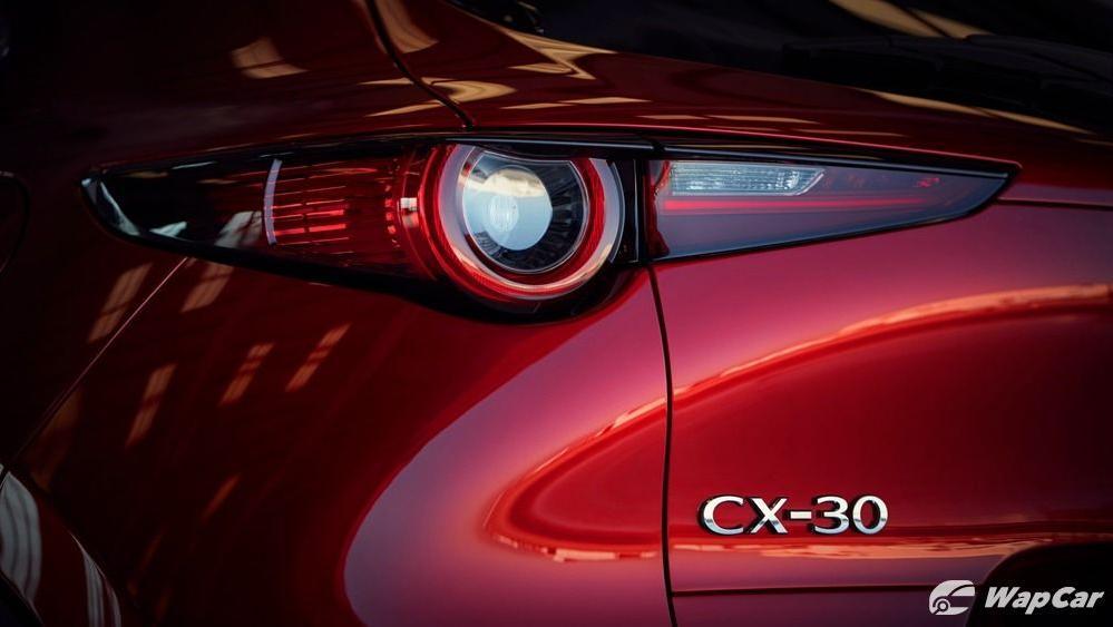 2020 Mazda CX-30 Exterior 041