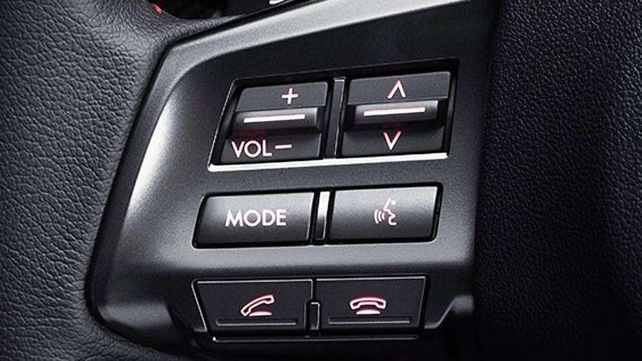Subaru WRX (2017) Interior 003