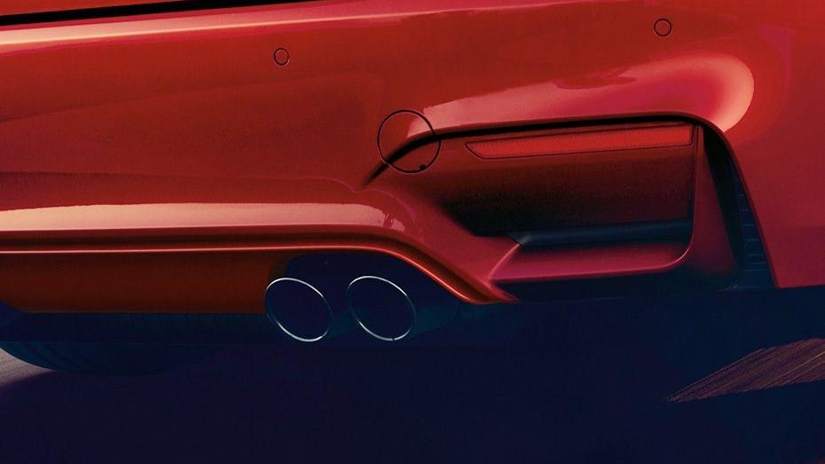 BMW M4 Coupe (2019) Exterior 014