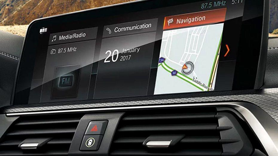 BMW X3 (2019) Interior 004
