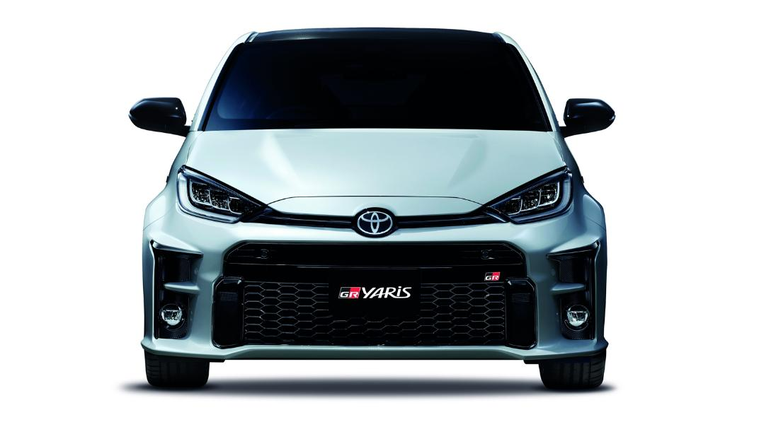 2021 Toyota GR Yaris Exterior 087