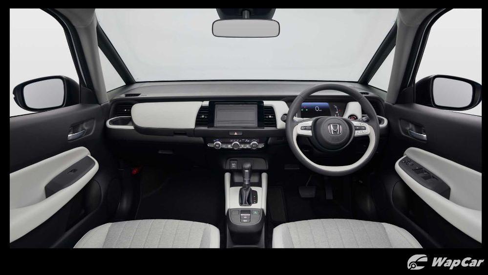 Honda Jazz (2020) Interior 003