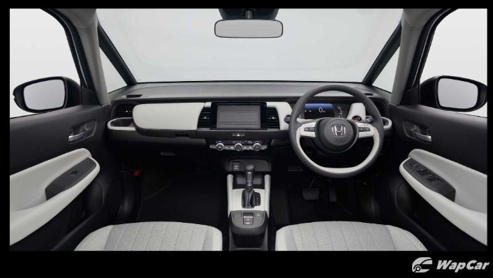 Honda Jazz (2020) Interior 003
