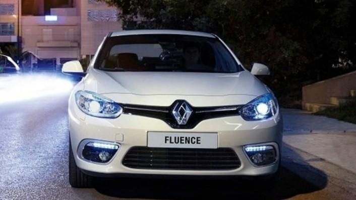 Renault Fluence (2019) Exterior 002