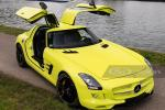 For sale: Forget Tesla or Rimac, this 1 of 9 Mercedes SLS AMG EV is the rarest of them all
