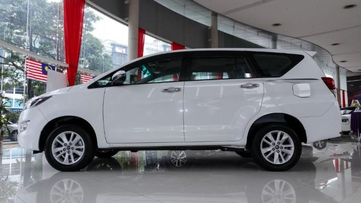 2018 Toyota Innova 2.0G (A) Exterior 005