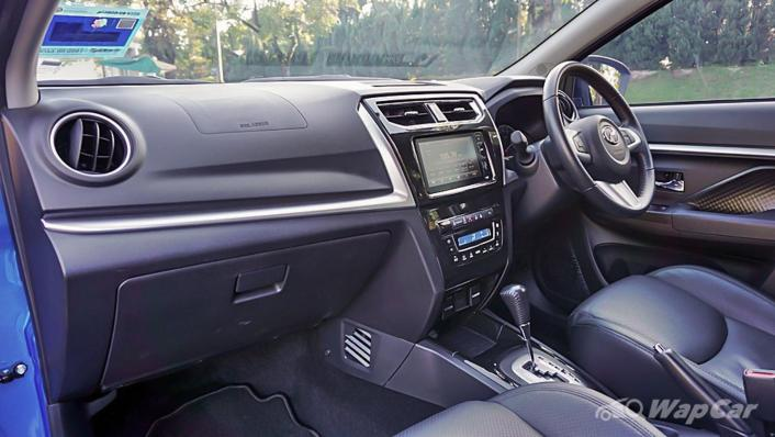 2019 Perodua Aruz 1.5 AV Interior 005