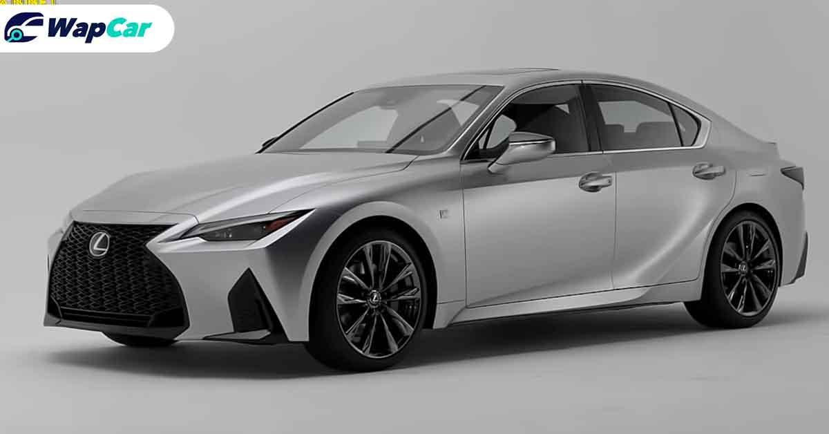 Better looking spindle grille? New 2020 Lexus IS leaked ahead of 16 June debut  01