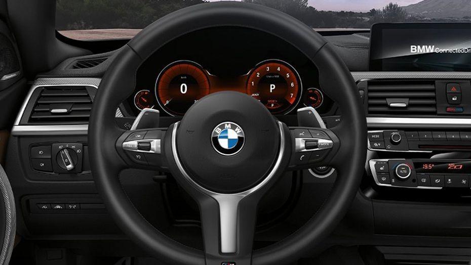 BMW 4 Series Coupe (2019) Interior 001