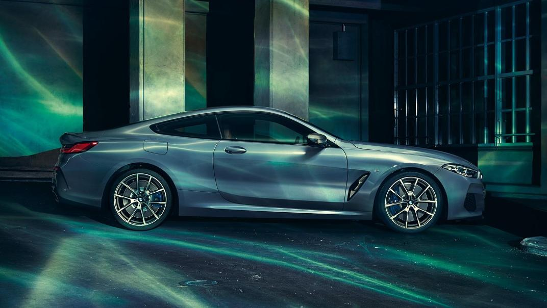 2020 BMW M850i xDrive Coupe Exterior 013