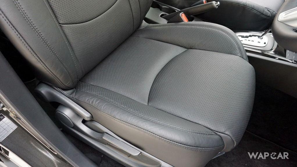 Perodua Aruz (2019) Interior 023