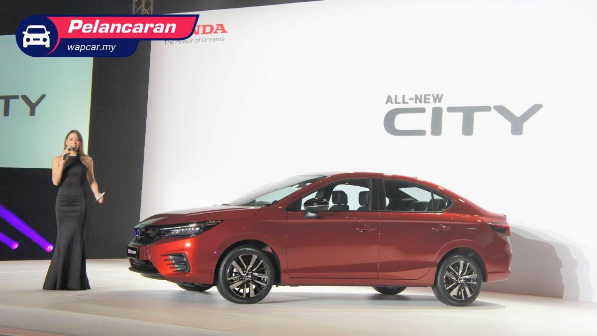 Honda City 2020 dilancarkan - 4 varian, enjin DOHC/i-MMD, dari RM 74,191 01