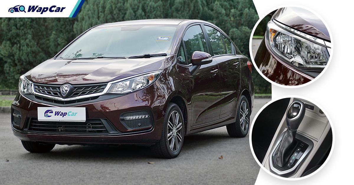 Upgrades needed for 2021 Proton Persona - One transmission away from greatness 01