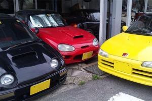 Meet the kawaii Kei sports cars of the nineties