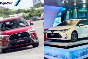 Kekurangan Corolla Altis pada Civic, Toyota Corolla Cross akan tebus balik dari HR-V