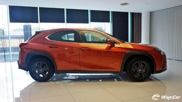 2020 Lexus UX 200 Urban Exterior 004