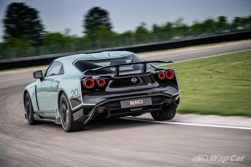 2022 Nissan GT-R to get 48V mild hybrid powertrain, 600 PS/652 Nm 02