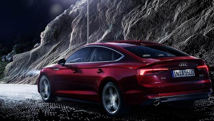 Audi A5 Sportback (2019) Exterior 003