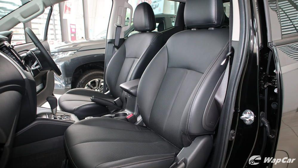 2019 Mitsubishi Triton VGT Adventure X Interior 028