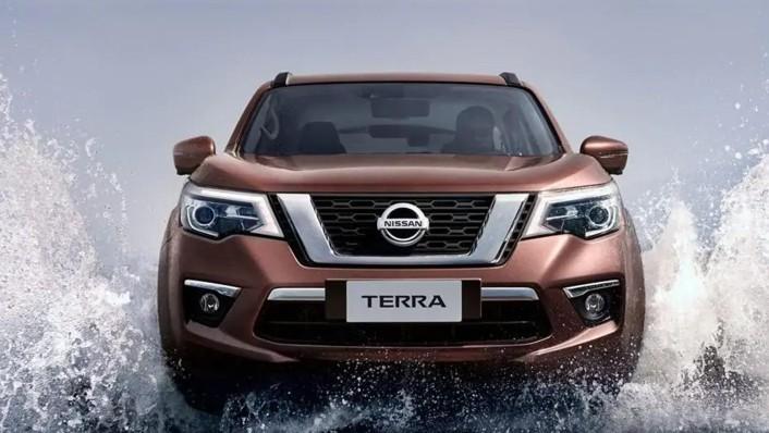 2020 Nissan Terra International Version Exterior 002