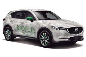 Mazda to use next-gen biodiesel, collaborates with Family Mart
