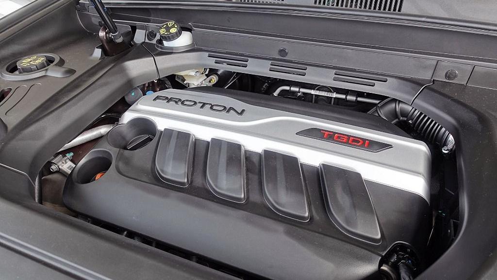 2018 Proton X70 1.8 TGDI Premium 2WD Others 002