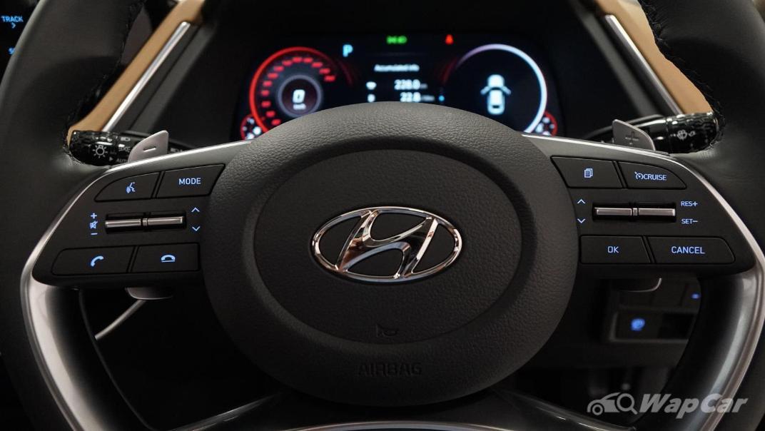 2020 Hyundai Sonata 2.5 Premium Interior 077