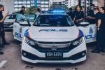 Honda Civic now on patrol duty in Shah Alam