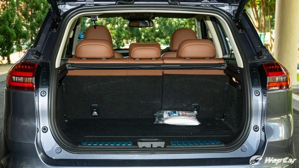 2020 Proton X70 1.8 Premium 2WD Interior 056