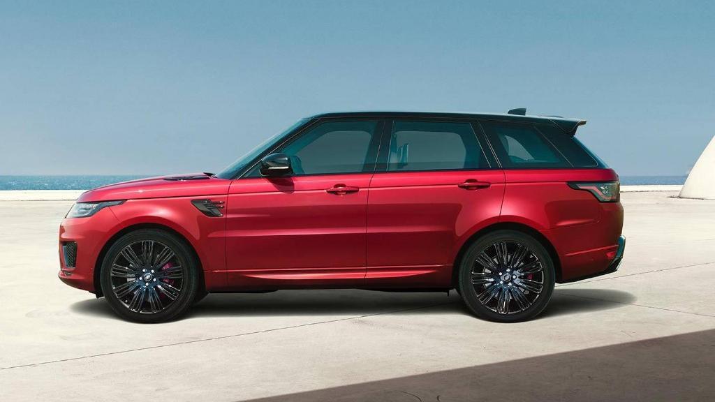 Land Rover Range Rover Sport (2017) Exterior 011