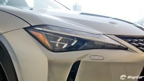 2020 Lexus UX 200 Luxury Exterior 011