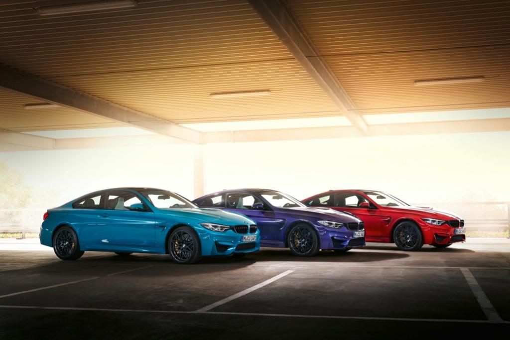 Scheduled! The world debut For BMW M4 Coupe 01