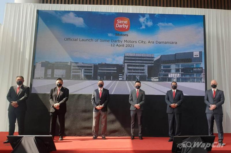 Housing 9 different brands, Sime Darby Motors City is ASEAN's biggest auto complex 02