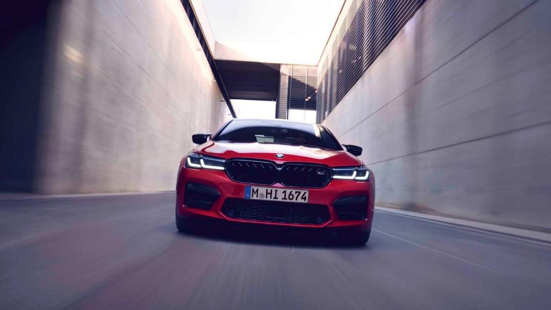 2020 BMW M5 Exterior 016