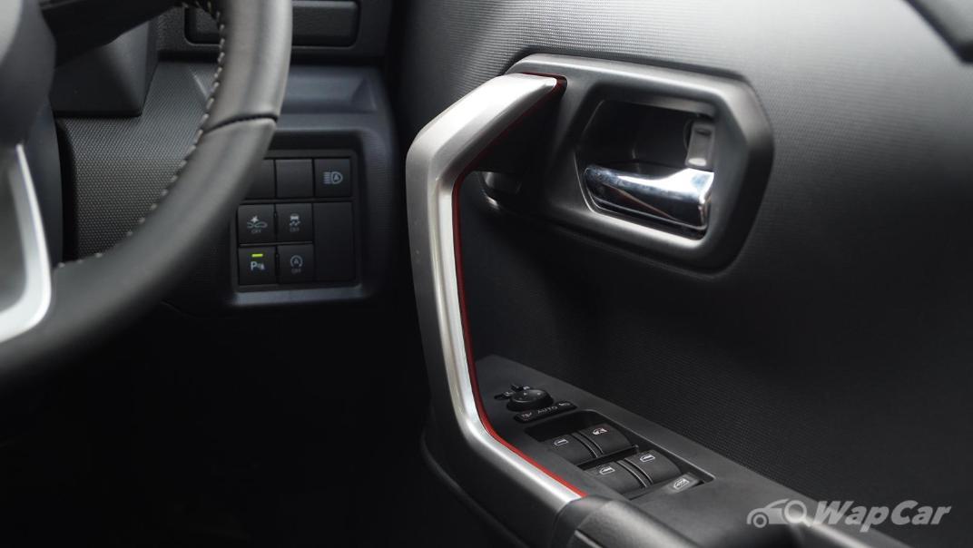 2021 Perodua Ativa 1.0L Turbo AV Special Metallic Interior 014