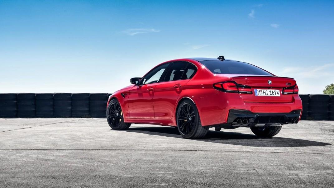 2020 BMW M5 Exterior 065