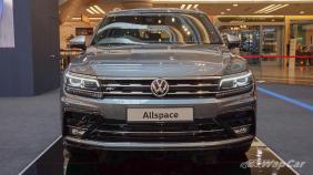 2020 Volkswagen Tiguan Allspace 2.0TSI R-Line Exterior 012