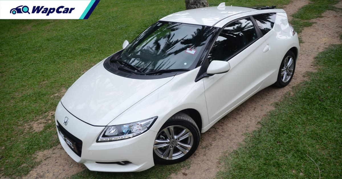 Used Honda CR-Z for RM 43k: Is it safe to buy the sport hybrid second-hand? 01