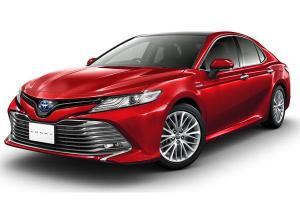 2020 Toyota Camry leads Thailand's D-segment, Honda Accord trails closely