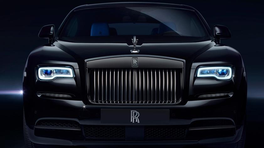 2018 Rolls-Royce Wraith Wraith Black Badge Exterior 002
