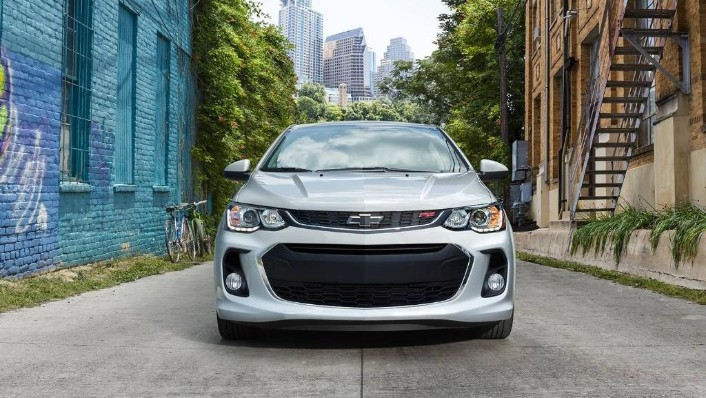 Chevrolet Sonic Sedan (2019) Exterior 002