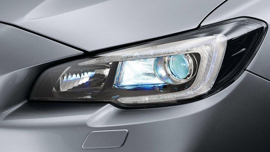 Subaru WRX (2017) Exterior 009