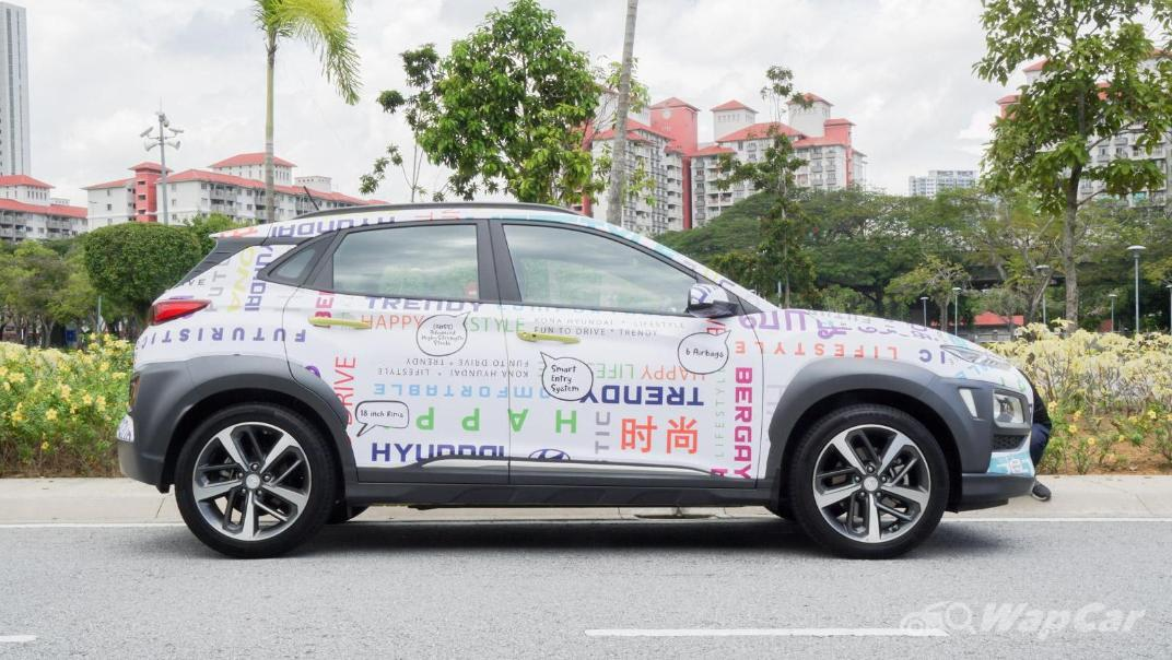 2020 Hyundai Kona 1.6 T-GDi High Exterior 004